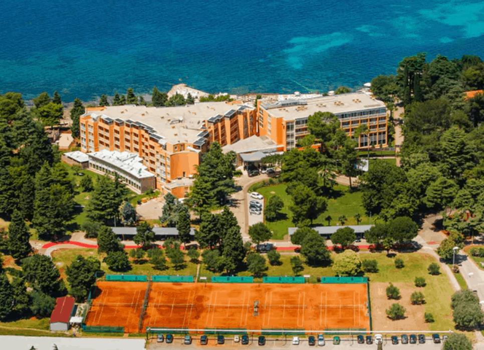 Hotel Sol Umag Istrien