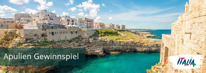 Gewinnspiel – Apulien