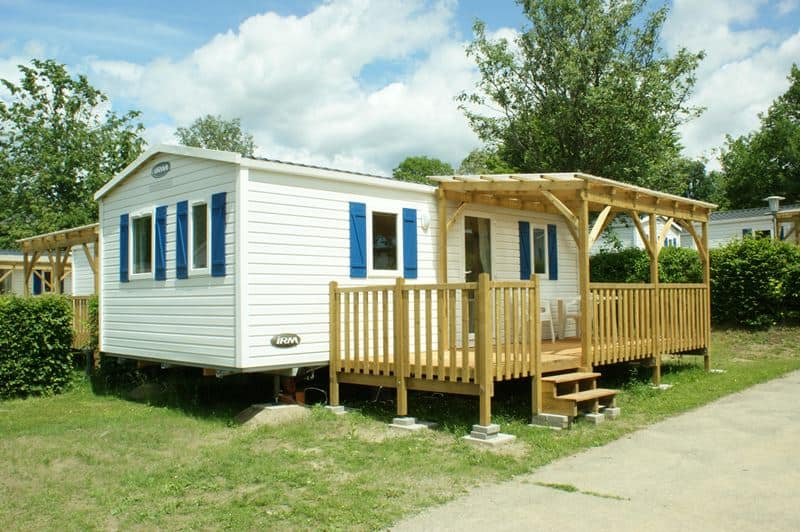 Camping Maltschacher See Mobilehome