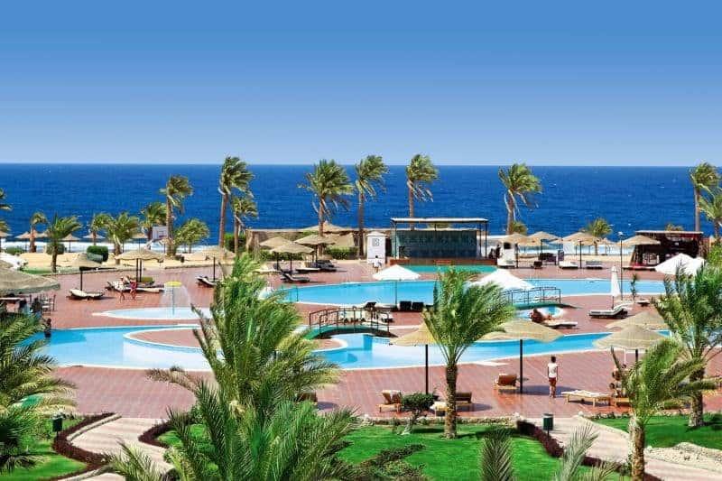 Marsa Alam Urlaub Strand Pool