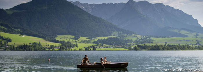 Hotel Vier Jahreszeiten Achensee