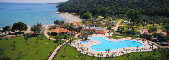 Camping Oliva – Rabac – Istrien