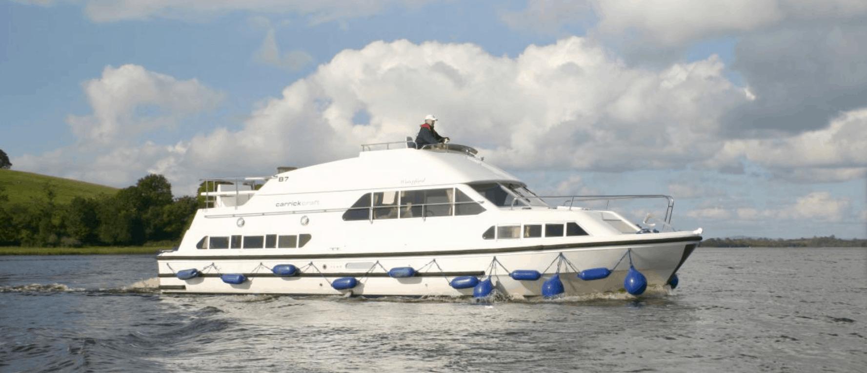 Hausboot Irland Reise