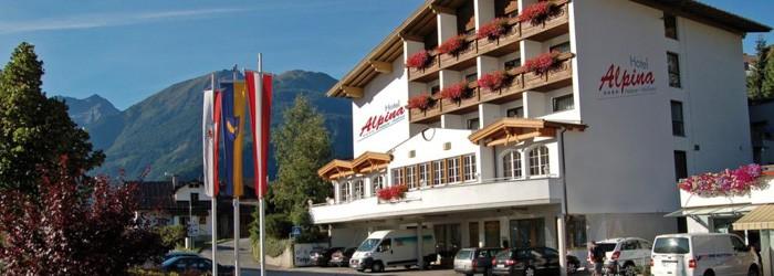 Hotel Alpina RESORT – Pitztal