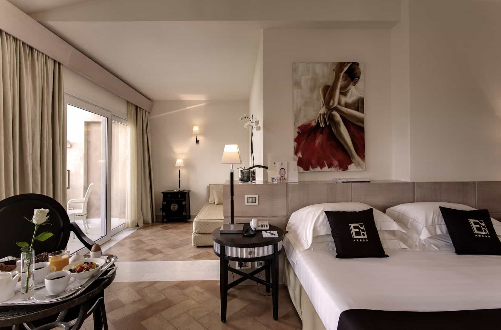 L´Ea Bianca Luxury Resort Junior Suite