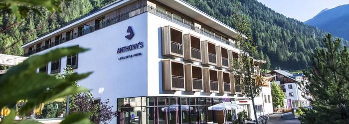 Anthony's Life & Style Hotel – St. Anton am Arlberg