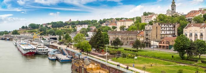 Belgrad Reise