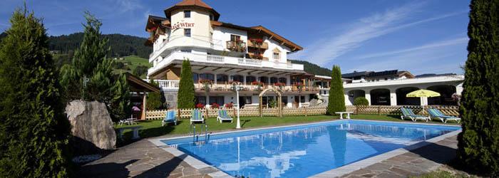 Hotel Hopfgarten – Gasthof Leamwirt