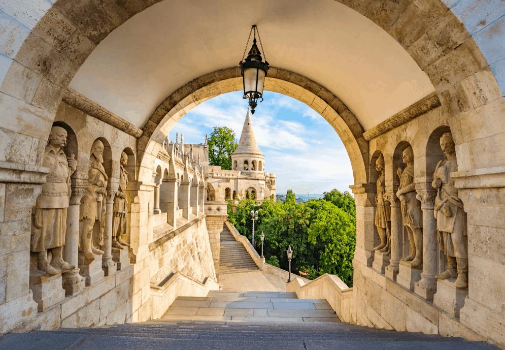 Budapest Spa Ausflug