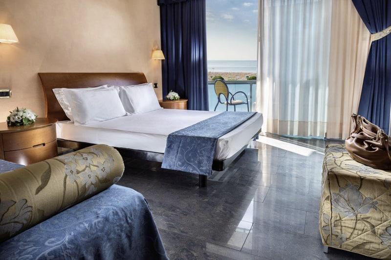 Parigi Hotel Bibione Zimmer