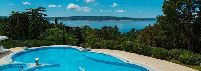 Hotel Kvarner Palace – Kroatien
