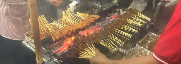 Singapur Essen