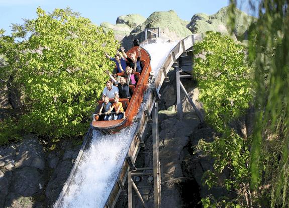 Legoland Deutschland Wasserbahn