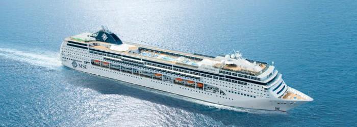 MSC Lirica – Orient Kreuzfahrt