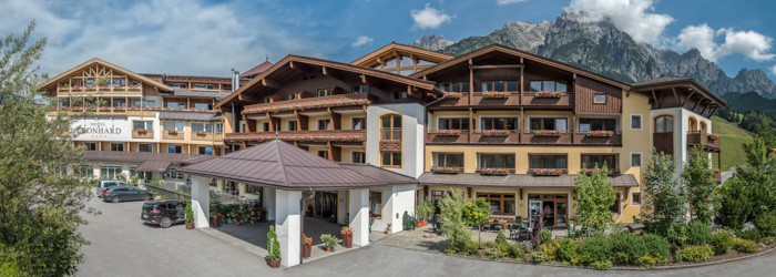 Hotel Leonhard – Leogang