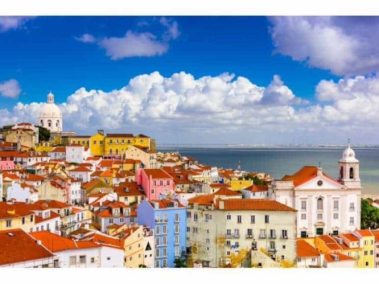 Portugal Rundreise Lissabon