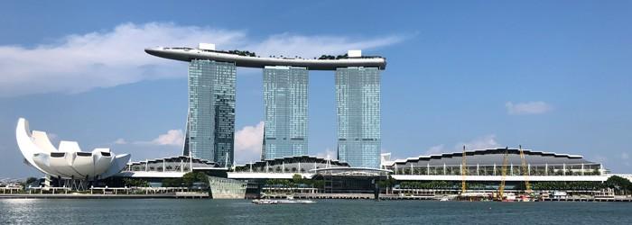 Marina Bay Sands Urlaub – Singapur