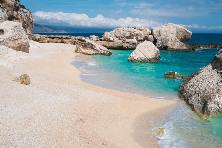 Sardinien Rundreise Strand