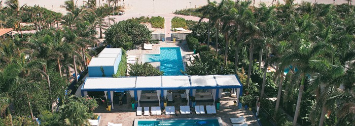Shore Club South Beach Miami
