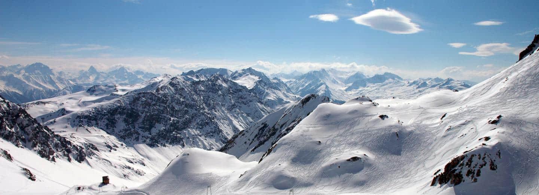 Davos Winterurlaub Skigebiet