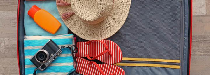 Reise-Packliste mit Kindern