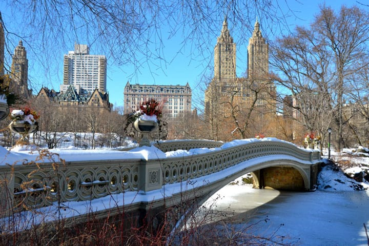 New York Weihnachten.New York Christmas Shopping 4 Un Fluge Ab 656