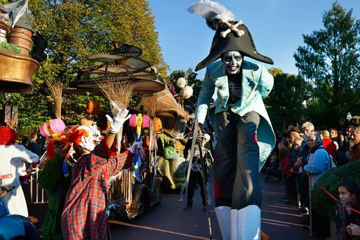 Europa Park Halloween 1 3 ünf Parkeintritt Ab 104