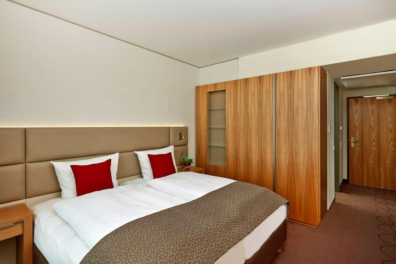 Hotel München Messe Zimmer