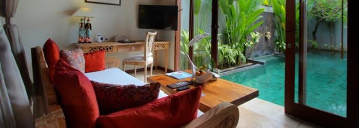Privatpool Villa Bali