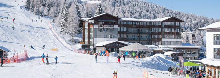 Hotel Wulfenia – Skigebiet Nassfeld