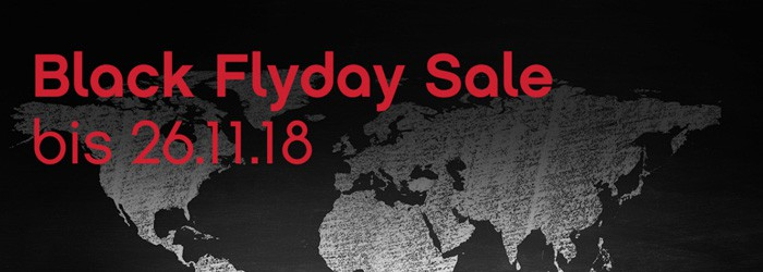 airline holidays Black Flyday Sale