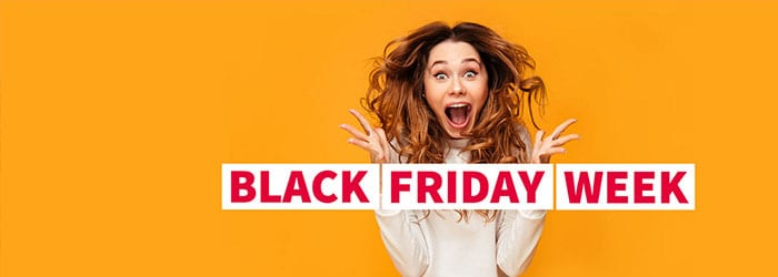 Laudamotion Black Friday Week