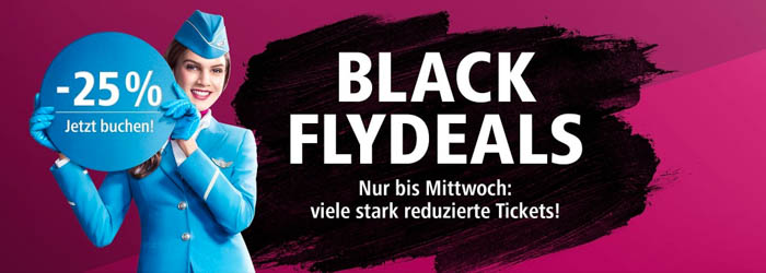 Eurowings Black Friday