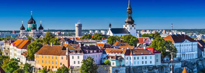 Tallinn Städtereise