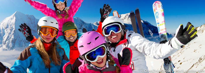 Skiverleih Alpinresorts