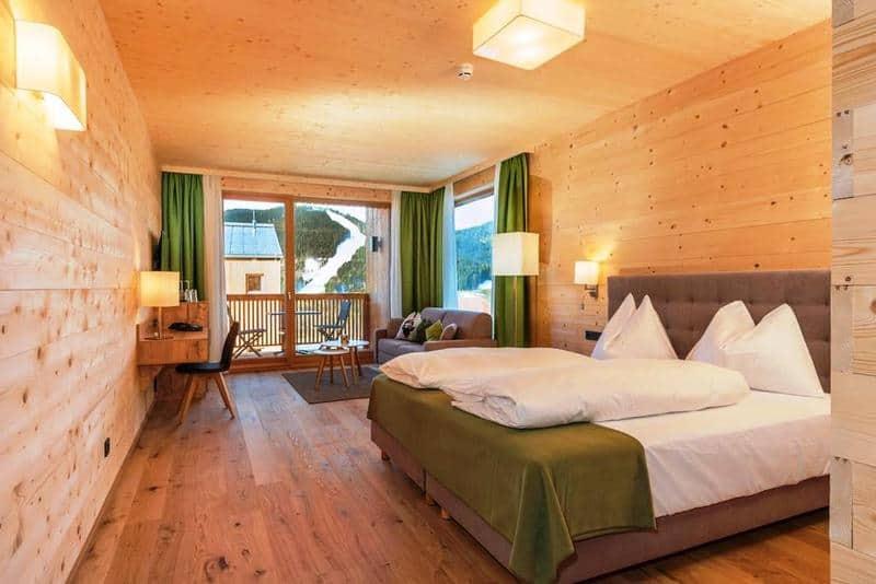 Alpin Chalets Dachstein Zimmer