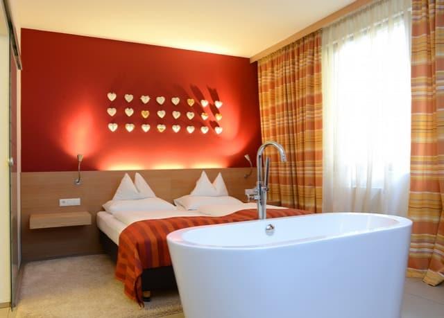 Hotel Moserhof Zimmer