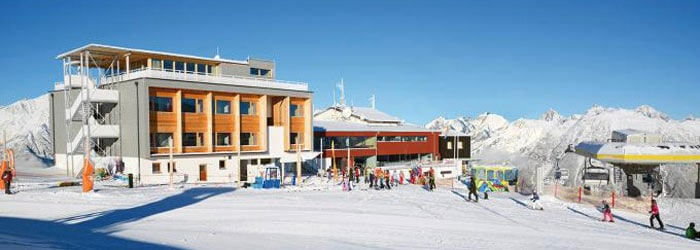 Venet Gipfelhütte – Zams – Tirol
