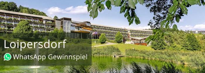 WhatsApp Gewinnspiel – Das Sonnreich Loipersdorf