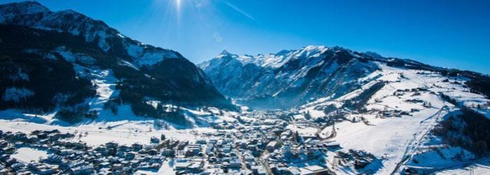 Skiurlaub Kaprun