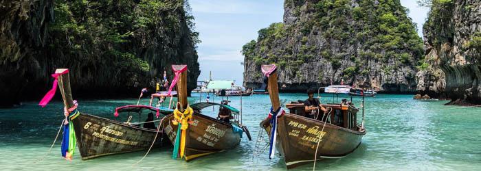Asien Rundreise – Dubai, Bangkok & Phuket