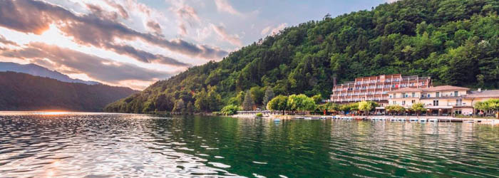 Levico See Hotel – Parc Hotel Du Lac