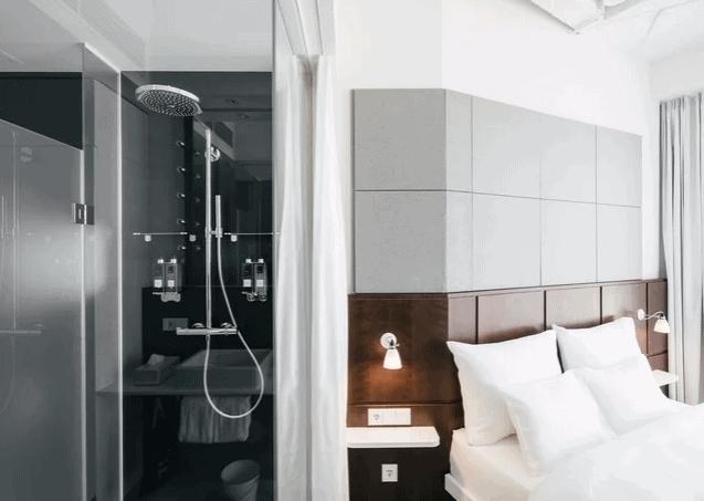 Ruby Lilly Hotel München Zimmer
