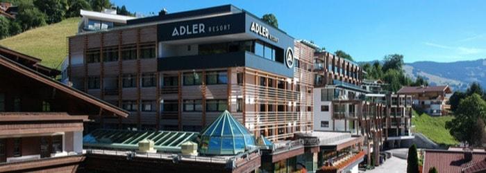 Adler Resort Hinterglemm – Salzburg