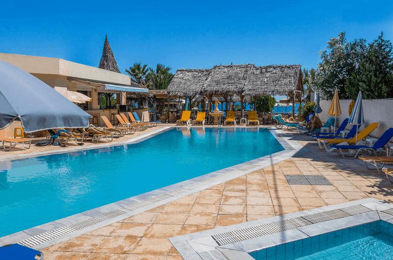 Kreta Urlaub Pool