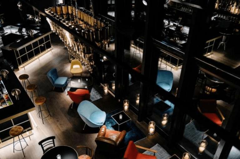 Ruby Lilly Hotel München Restaurant