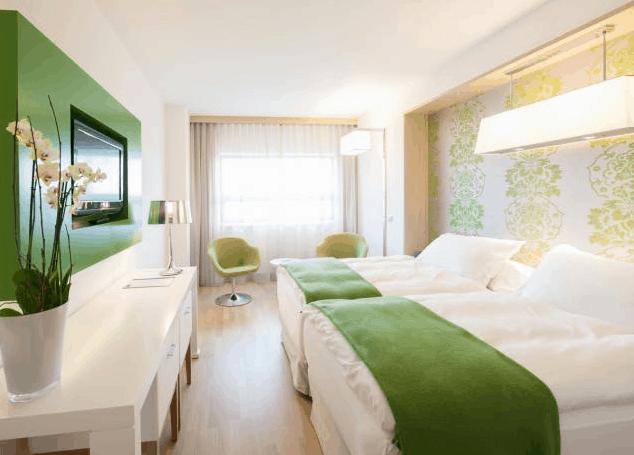 Städtereise Prag Hotelzimmer