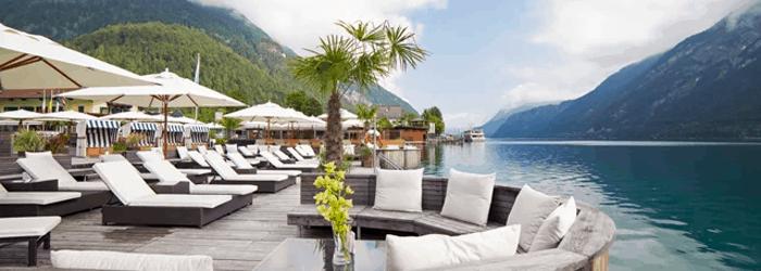 ENTNERs am See – Achensee – Tirol