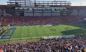 Minnesota Vikings @ Los Angeles Rams
