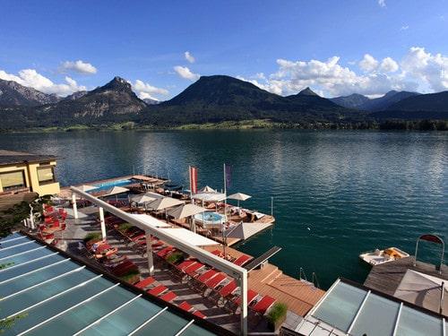 Im Weissen Rössl See